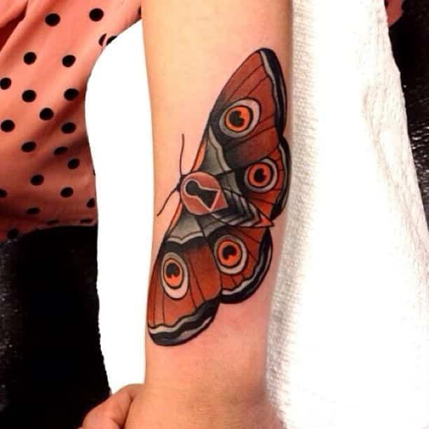30 Key Tattoo Designs Ideas: 38 Inspiring Lock And Key Tattoos -DesignBump
