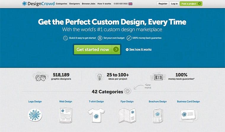 DesignCrowd Logo Maker Contests