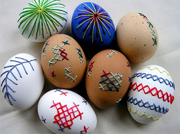 Drilled Egg