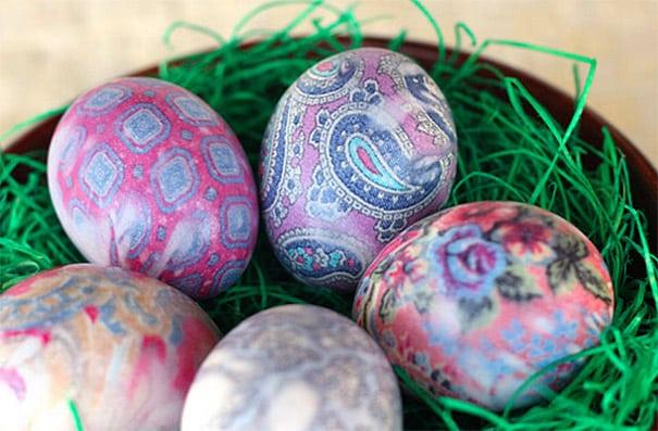 Old Tie Egg