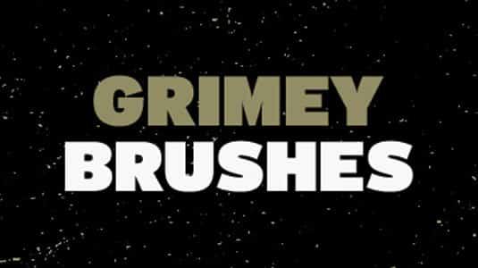 Grimy Brushes Set