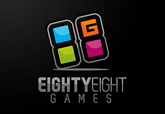 88games logo : gaming logo designs