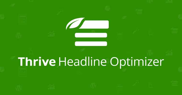Thrivethemes Headline Optimizer - killer headlines