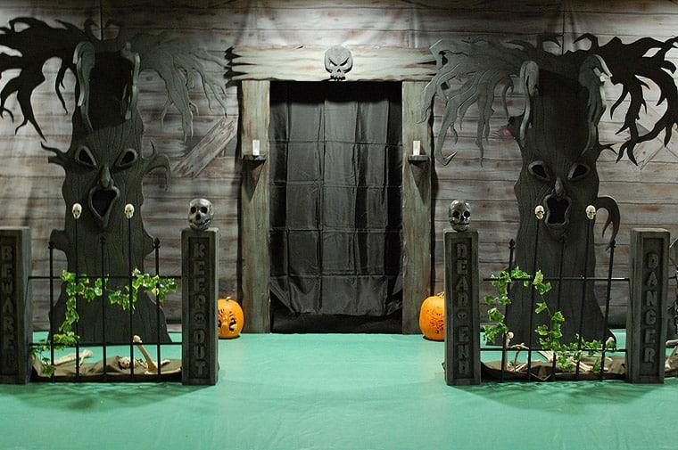 Haunted Halloween Ideas