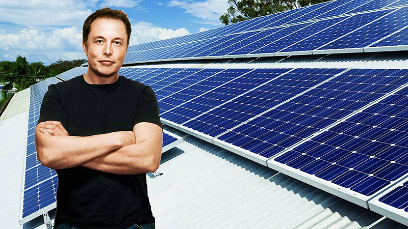 Elon Musk Solar Roof - energy smart solutions