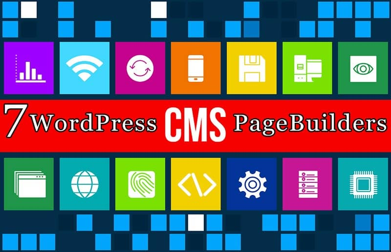 7 WordPress Page Builders
