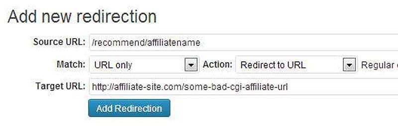 Affiliate Links Lite : Link Cloaking Plugin for WordPress