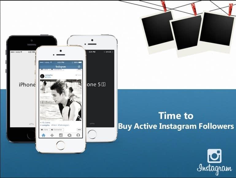 Different Methods to Get Fast Instagram Followers -DesignBump