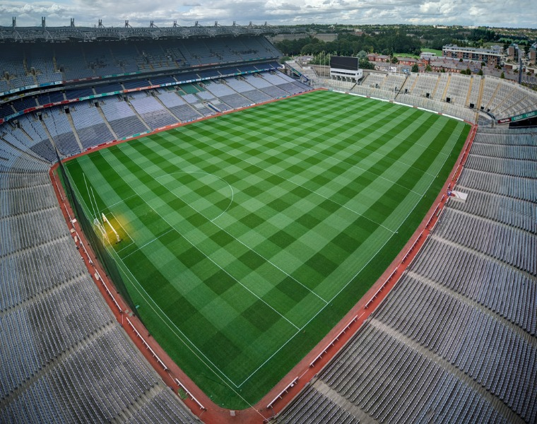 With the space for over 80,000 attendees, Croke Park is the fourth largest sports stadium in Europe. It's not just a stadium but a spiritual home to the Irish Culture that is so famous across the world.