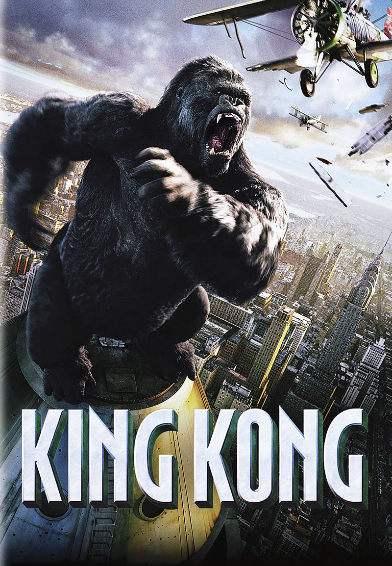 King Kong 2005 Movie Poster