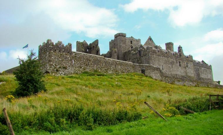 Visiting Ireland: The Rock of Cashel