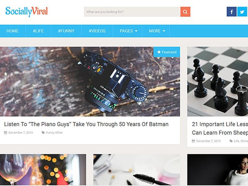 Explore the 15 Best Free WordPress Themes for 2017 -DesignBump