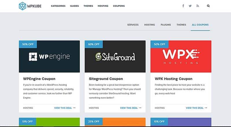 Design Deals From WPKUBE
