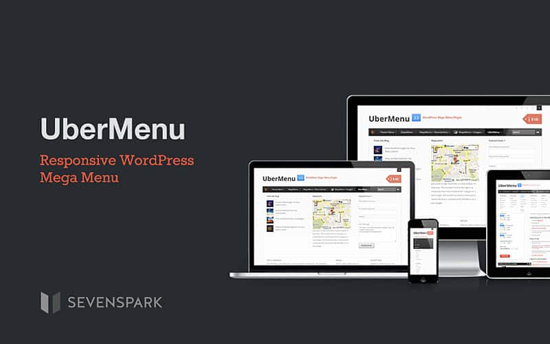 UberMenu WordPress Menu Plugin