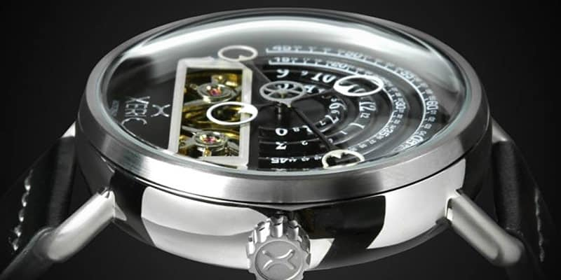 The Halograph Automatic Designer Wrist Watch by XERIC