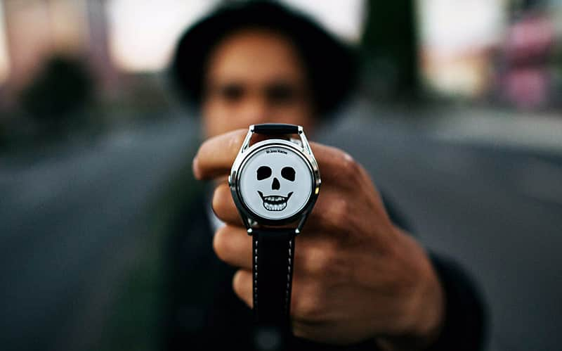 The Last Laugh by Mr Jones Watches