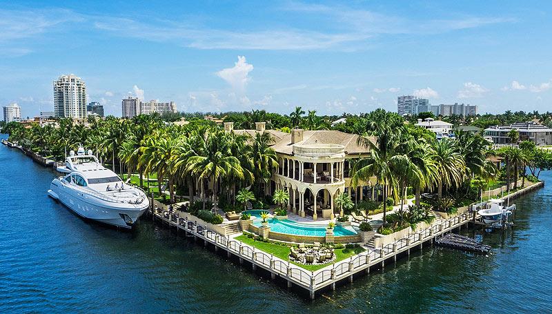 Ocean Mansions in Ft Lauderdale