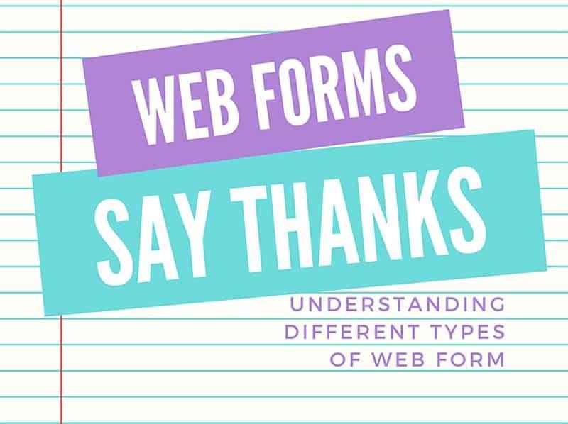 Web forms comparison, caldera forms