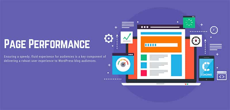Ensuring fast page performance, WordPress user experience