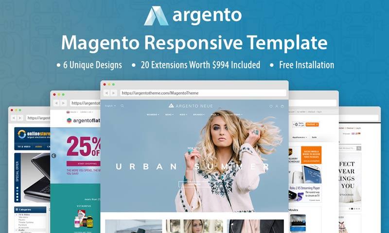 Argento theme
