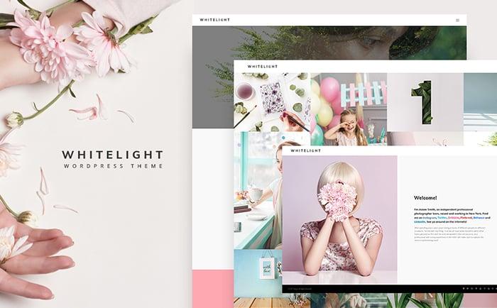 Photographer Portfolio WordPress Template