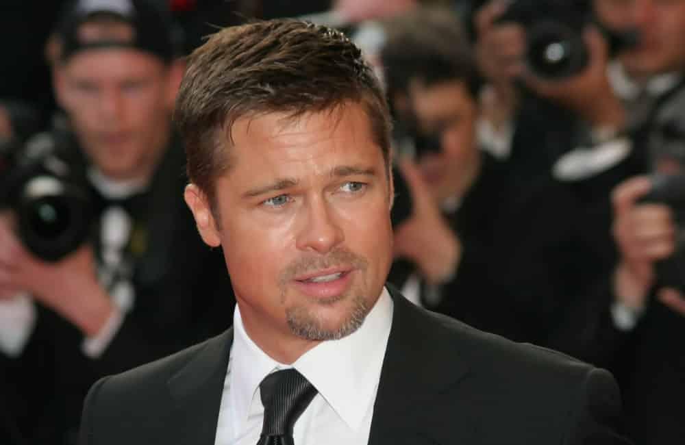 Brad Pitt © Denis Makarenko / Shutterstock.com