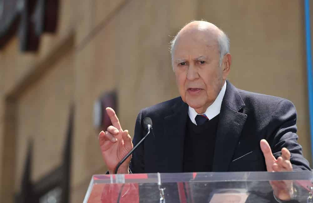 Carl Reiner © Featureflash Photo Agency / Shutterstock.com