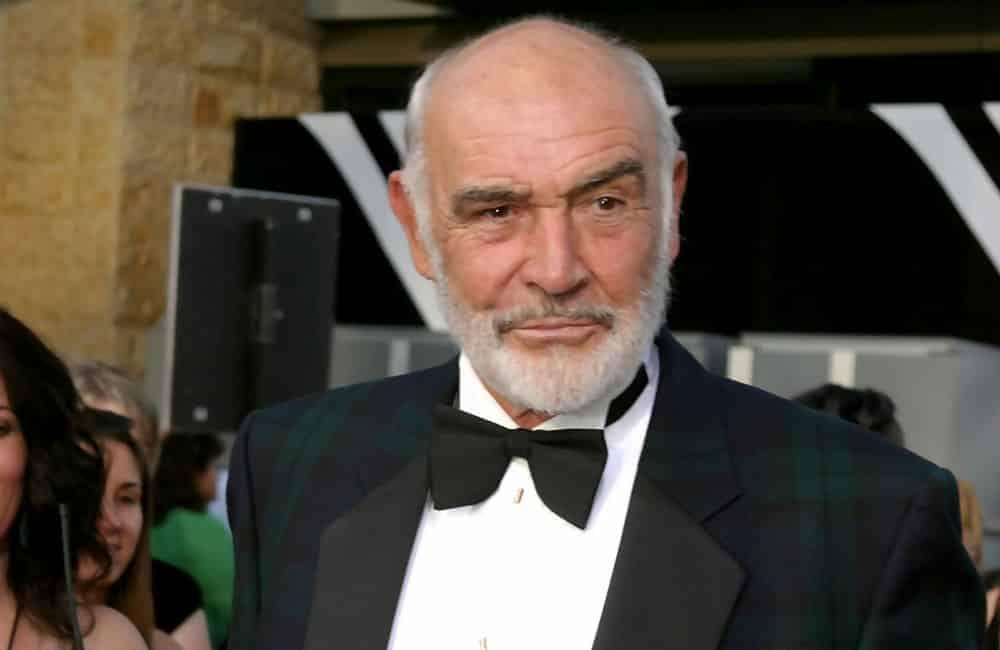 Sean Connery © carrie-nelson / Shutterstock.com