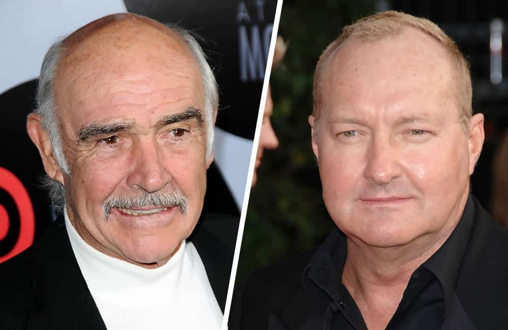 Sean Connery © s_bukley | Randy Quaid © Featureflash Photo Agency / Shutterstock.com