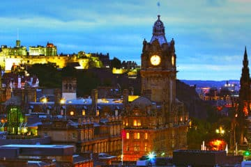 Image result for living in edinburgh