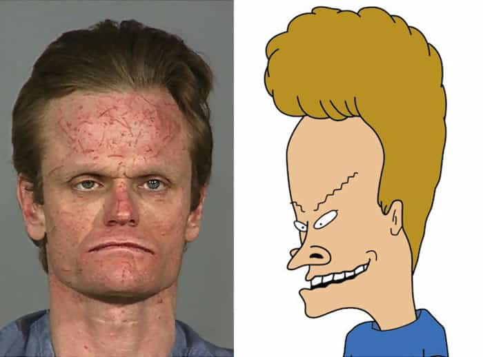 Beavis From Beavis And Butt-head