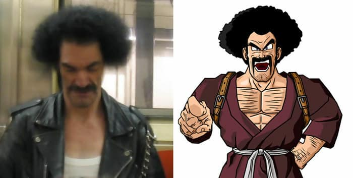 Hercule From Dragon Ball Z