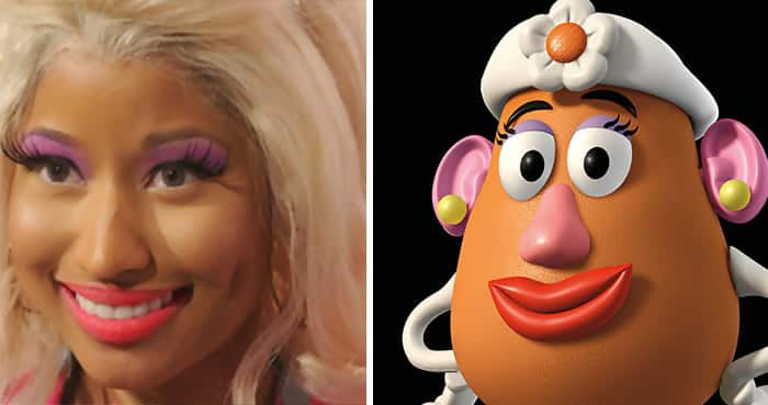 Mrs. Potato Head from Toy Story