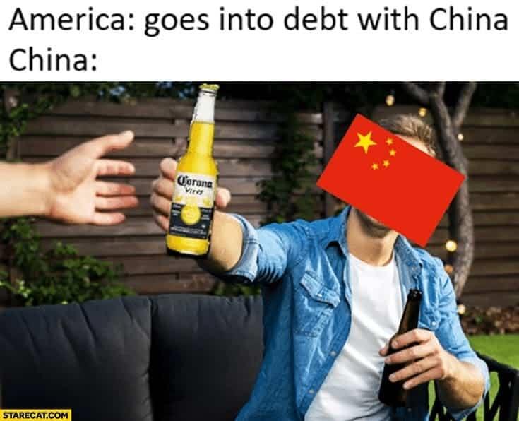 coronavirus meme china