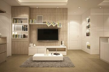 Furniture, Living Room, Modern