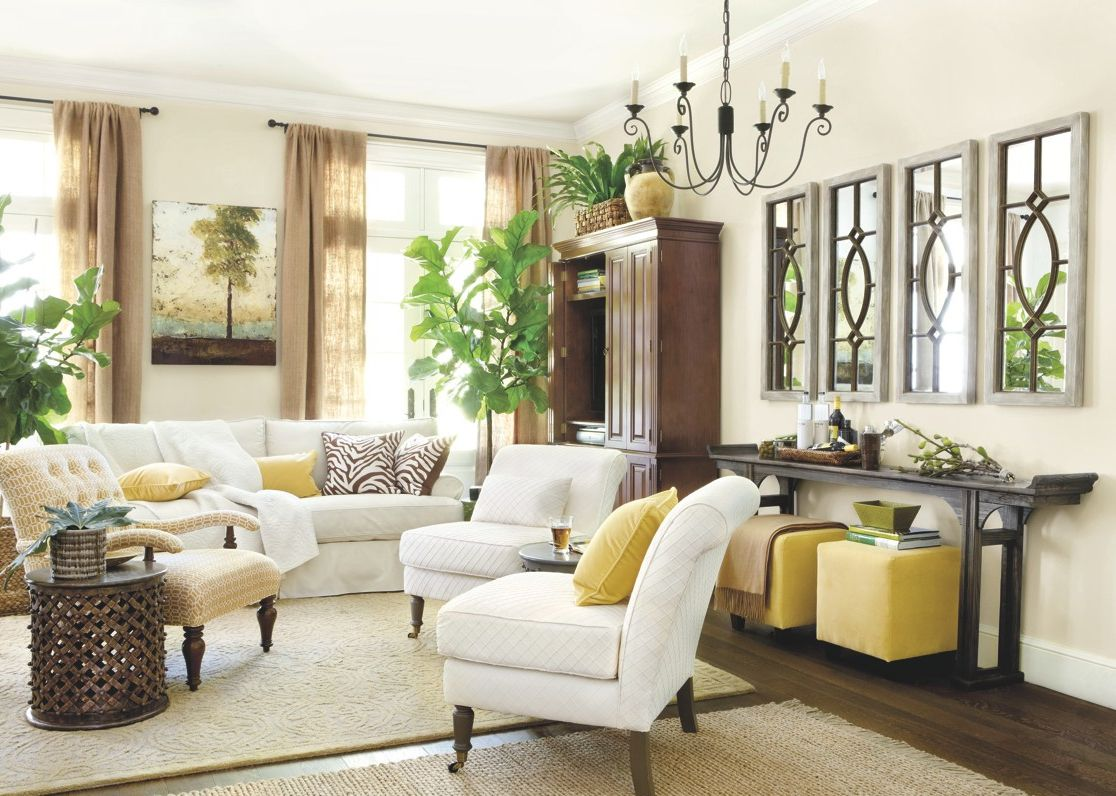 Tips to Decorate Large Living Room  DesignBump