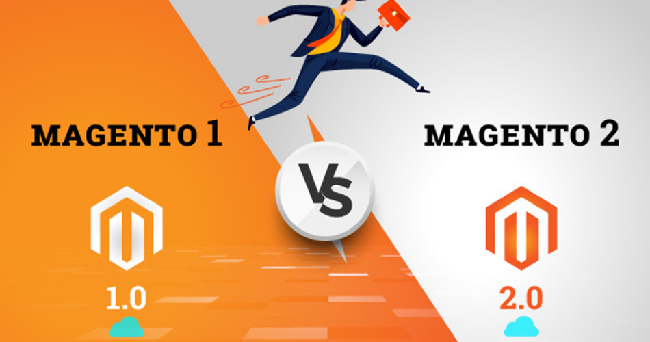 Magento 1 vs. Magento2: What are the Notable Differences?